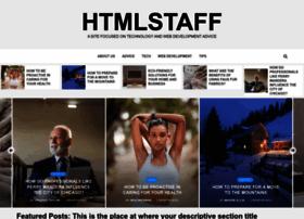htmlstaff.org