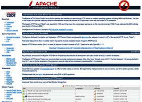 httpd.apache.org