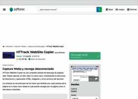 httrack-website-copier.softonic.com