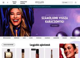 hu.oriflame.com