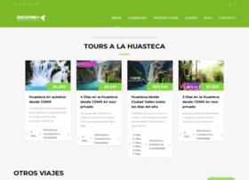 huastecatours.com