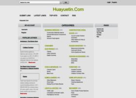 huayuetin.com