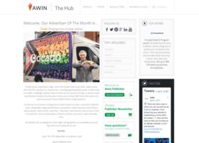 hub.affiliatewindow.com