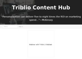 hub.triblio.com