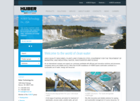 huber-technology.com