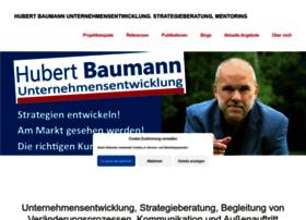 hubertbaumann.com