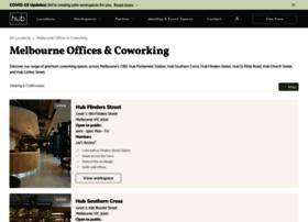 hubmelbourne.com