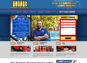 hubplumbingnyc.com