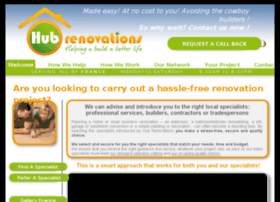 hubrenovations.co.uk
