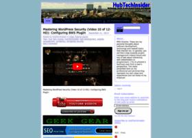 hubtechinsider.wordpress.com