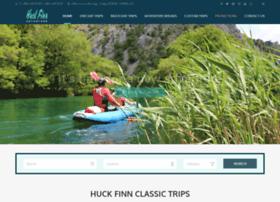 huckfinncroatia.com