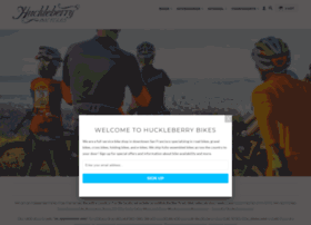 huckleberrybicycles.com