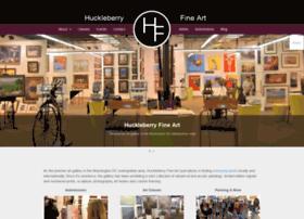 huckleberryfineart.com