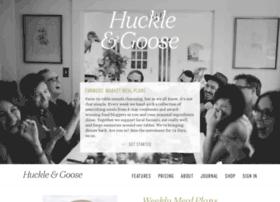 hucklegoose.com