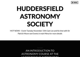 huddersfieldastronomy.org