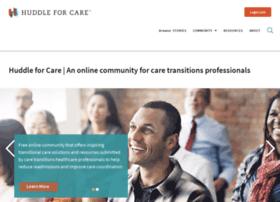 huddleforcare.org