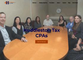 huddlestontax.com