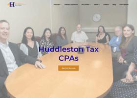 huddlestontaxcpas.com