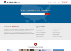 hudhouses.com