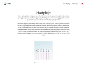 hudplejeprodukter.com