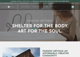 hudsonarthaus.com