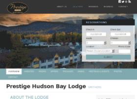 hudsonbaylodge.com