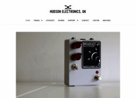 hudsonelectronicsuk.com