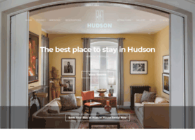 hudsonhouserental.com
