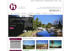 hudsoninternationalproperties.com