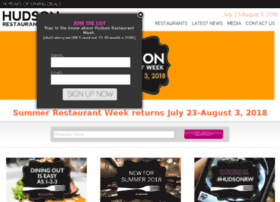 hudsonrestaurantweek.com