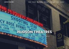hudsontheatre.com