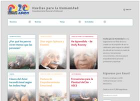 huellas.com