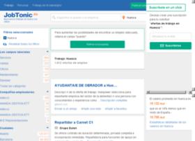 huesca.jobtonic.es