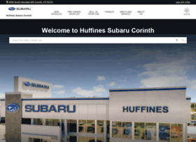 huffinessubaru.com