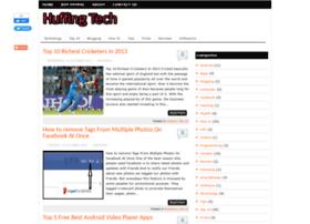 huffingtech.blogspot.com