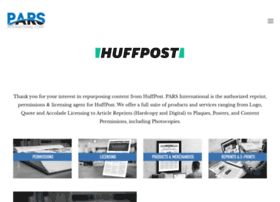 huffingtonpostreprints.magreprints.com