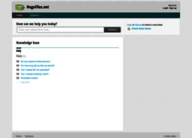 hugefiles.freshdesk.com