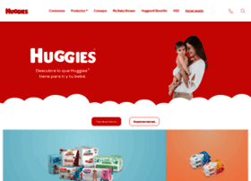 huggies.com.mx