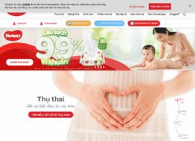 huggies.com.vn