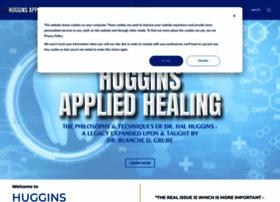 hugginsappliedhealing.com