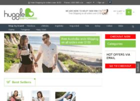 hugglebabycarriers.com.au