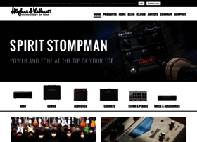 hughes-and-kettner.com