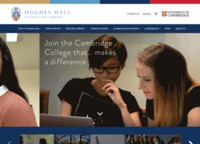 Hughes.cam.ac.uk