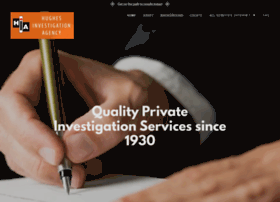 hughesinvestigation.com