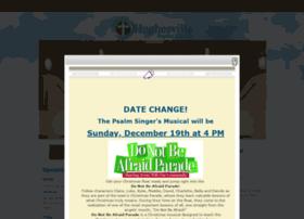 hughesvillebaptist.com