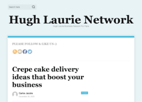 hughlauriefan.com