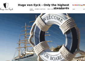 hugo-von-eyck.co.uk
