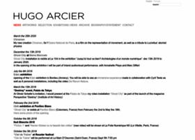 hugoarcier.com