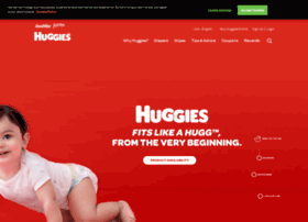 hugsdelivered.huggies.com