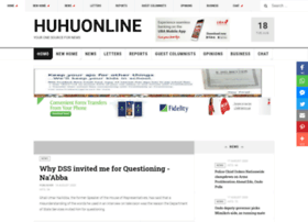 huhuonline.com